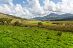 Beautiful landscape in Snowdonia Stock Images