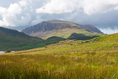 Beautiful landscape in Snowdonia Stock Photos