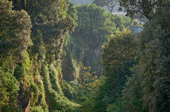 Beautiful landscape in Sorrento. Beutiful landscape in Sorrento, Italy Royalty Free Stock Photography