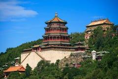 Beautiful landscape of Summer palace Royalty Free Stock Image