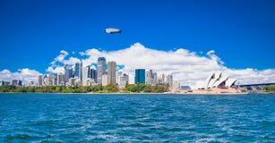 Beautiful landscape of Sydney city. Australia. stock images