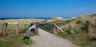Beautiful landscape on Sylt island at North Sea!!!. Beautiful landscape on Sylt island at North Sea, Schleswig-Holstein, Germany stock images