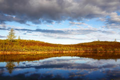 Beautiful landscape in Taimyr, Russia Stock Photography