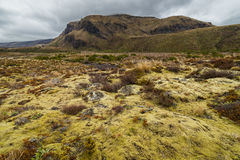 Beautiful landscape of Tongariro national park Royalty Free Stock Images