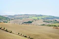 Beautiful landscape Tuscany Stock Photography