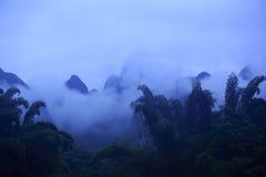 Beautiful landscape in yangshuo Stock Photos
