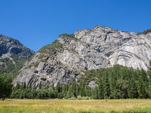 Beautiful landscape of Yosemite National Park in California, USA Stock Photography
