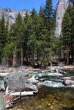 Beautiful landscape in Yosemite Park. Beautiful landscape in Yosemite National Park, California, USA royalty free stock photo
