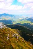 Beautiful Landscapes of the Apennines Royalty Free Stock Photography
