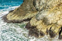 Beautiful landscapes around big sur california Stock Photos