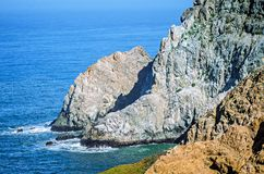 Beautiful landscapes around big sur california. Beautiful landscapes around big sur  california Royalty Free Stock Photography