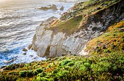Beautiful landscapes around big sur california. Beautiful landscapes around big sur  california Stock Photography