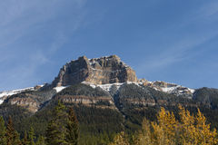 Beautiful landscapes in Banff National Park, Alber Royalty Free Stock Photo