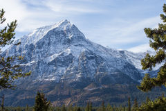 Beautiful landscapes in Banff National Park, Alber Stock Photography