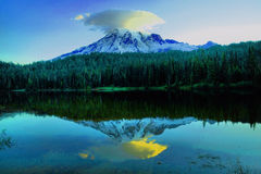 Beautiful landscapes Royalty Free Stock Images