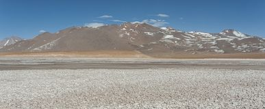 Landscapes of Bolivia. Beautiful Landscapes of Bolivia, South America Royalty Free Stock Photo