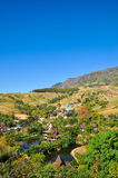 Beautiful landscapes , mountains. Beautiful landscapes with high mountains in phetchabun , thailand Stock Images
