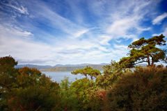 Beautiful landscapes of New Zealand Royalty Free Stock Images