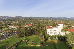 Beautiful landscapes in Santa Barbara, California Stock Photos