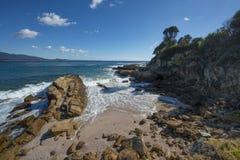 Beautiful lanscape of bermagui in Australia Royalty Free Stock Photo