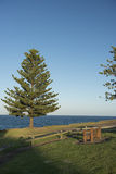 Beautiful lanscape of bermagui in Australia Stock Photography