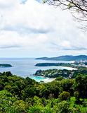 Beautiful lanscape of three bays, Phuket, Thailand 4 Royalty Free Stock Photos