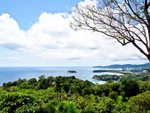 Beautiful lanscape of three bays, Phuket, Thailand 3 Royalty Free Stock Image