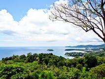 Beautiful lanscape of three bays, Phuket, Thailand 3 Royalty Free Stock Image