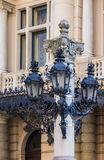 Beautiful lantern-old town-Cracow-Poland Stock Images