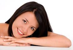 Beautiful latin american girl Stock Images