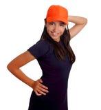 Beautiful Latin teen hispanic girl Royalty Free Stock Photography