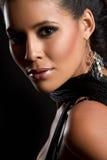 Beautiful Latin Woman royalty free stock photos