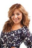 Beautiful Latin Woman Royalty Free Stock Photography