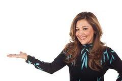 Beautiful Latin Woman Royalty Free Stock Images