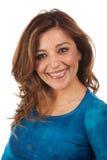 Beautiful Latin Woman Stock Photo