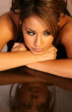Beautiful Latin Woman Stock Photos