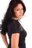Beautiful Latin woman. Stock Images