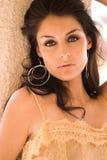 Beautiful Latin woman. Royalty Free Stock Images