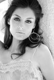 Beautiful Latin woman. Royalty Free Stock Photo