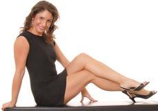 Beautiful Latina 10 Royalty Free Stock Photography