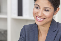 Beautiful Latina Hispanic Woman Businesswoman Stock Images