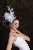 Beautiful laughing Bride Royalty Free Stock Photo