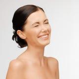 Beautiful laughing woman Royalty Free Stock Photo