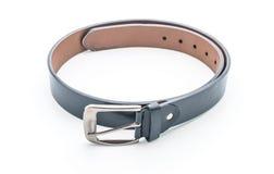 Beautiful leather belt Stock Photos