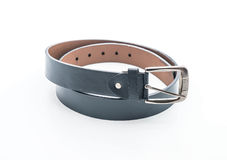 Beautiful leather belt Royalty Free Stock Photography