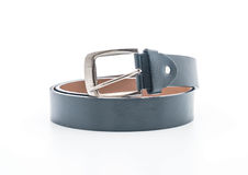 Beautiful leather belt Stock Image