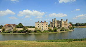 Beautiful Leeds Castle Stock Photo