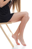 Beautiful legs Stock Photo