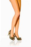 Beautiful legs Stock Photos