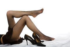 Beautiful legs Royalty Free Stock Photos